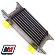 "Mocal 10 Row Oil Cooler 115 Matrix 1/2""BSP Fittings"